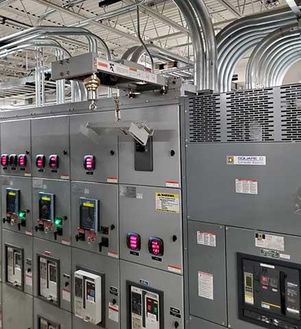 Commercial Electrician in Dallas, Fort Worth, Arlington, TX, Midlothian