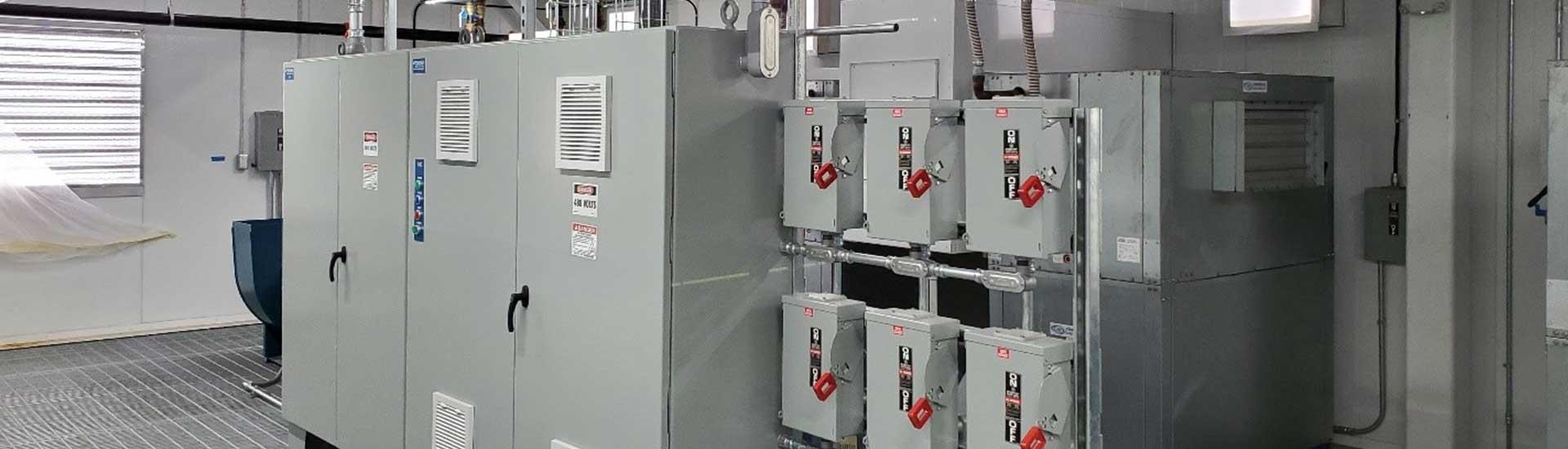 Electrical Switchgear in Dallas, Arlington, TX, Burleson, Fort Worth
